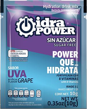 idrapower-sinazucar-10g-uva