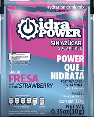 idrapower-sinazucar-10glimon-fresa
